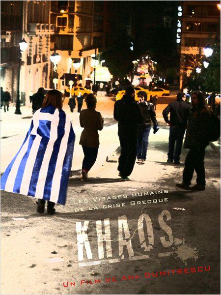 Sortie scolaire : Khaos, les visages humains de la crise grecque dans Chômage khaos